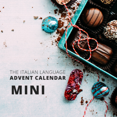 the italianlanguage advent calendar_mini_2018_italearn.com