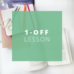 1-off Lesson - Private Italian classes - italearn.com