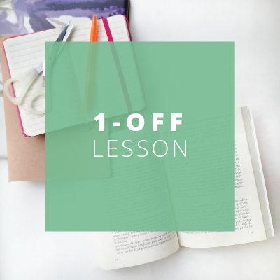 1-off Lesson - Private Italian classes - italearn.com