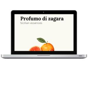 profumo di zagara-copertina-computer mockup-italearn.com