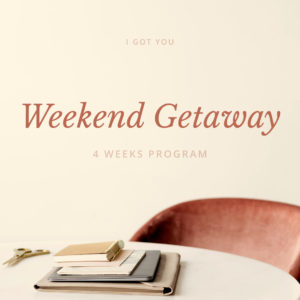 I got you - weekend getaway 4 weeks Italian program - italearn.com
