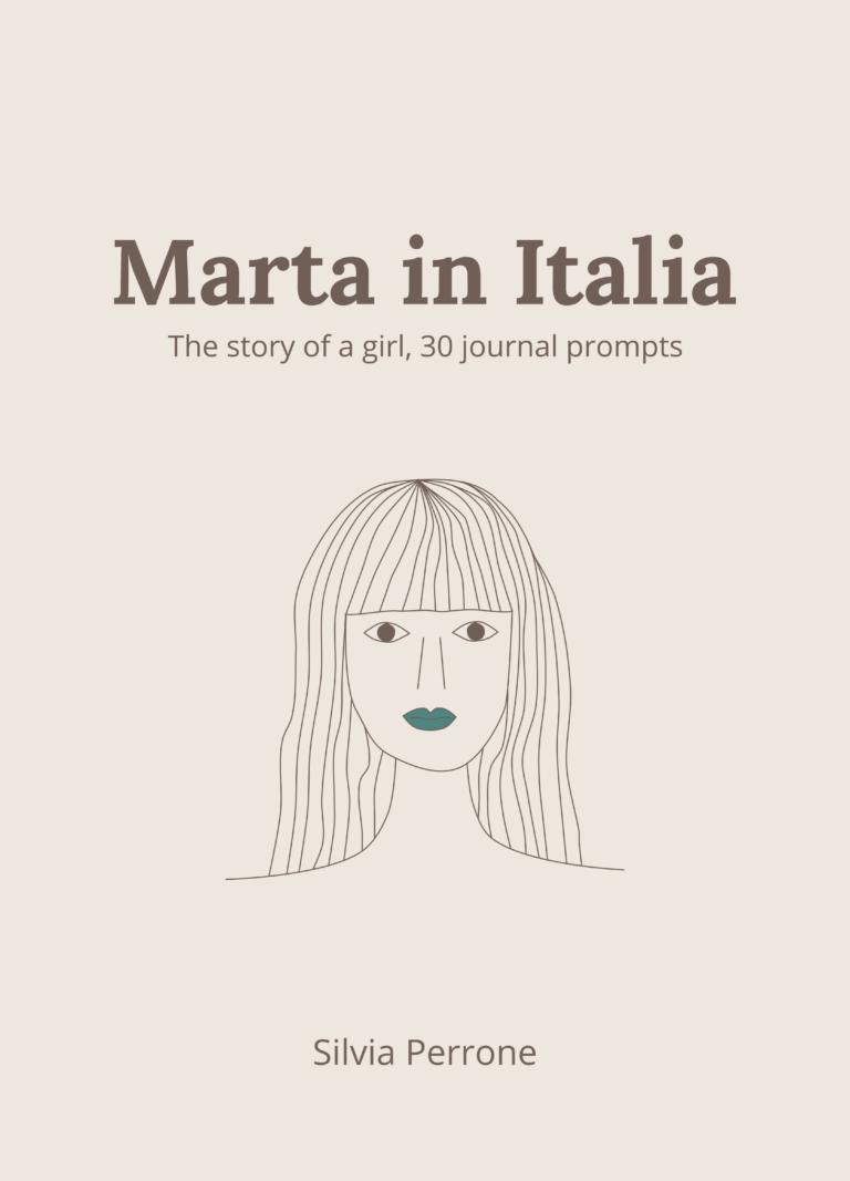 Marta in Italia by Silvia Perrone - front cover