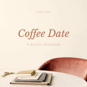 I got you - coffee date 4 weeks Italian program - italearn.com