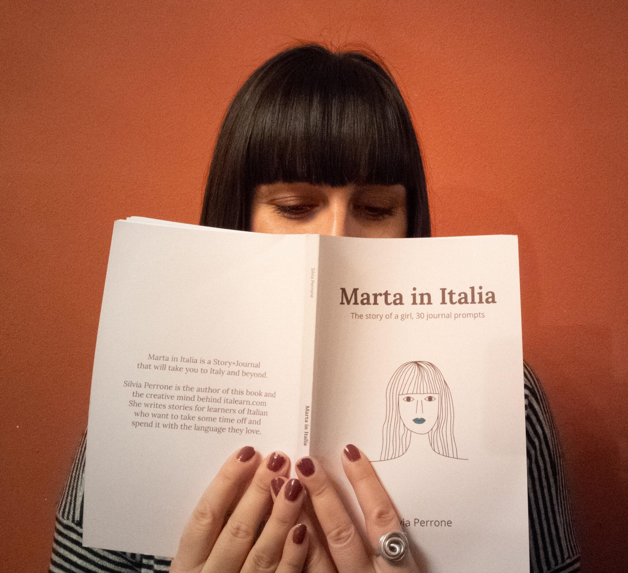 Silvia Perrone - Author, Language Coach, Podcaster - Italearn.com