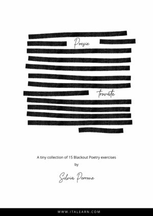 Poesie trovate - by Silvia Perrone_1